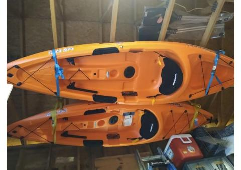Kayaks for sale brand-new